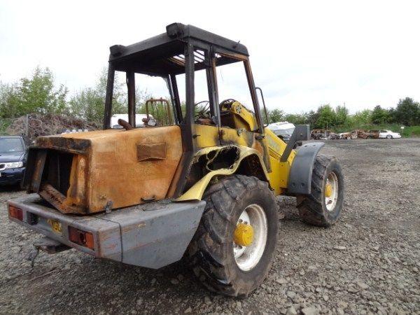 MATBRO TR 250  b/u zapchasti / used spare parts spare parts for MATBRO TR 250 material handling equipment
