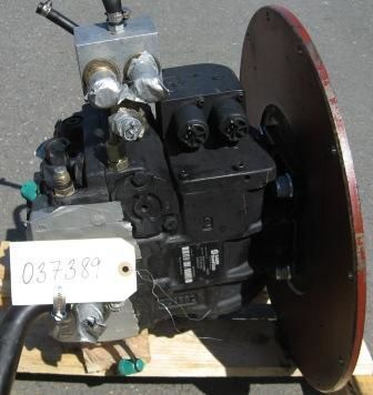 Hydrostatické čerpadlo Sauer-Danfoss spare parts for MERLO wheel loader