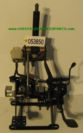 pedálová skupina MERLO spare parts for MERLO wheel loader