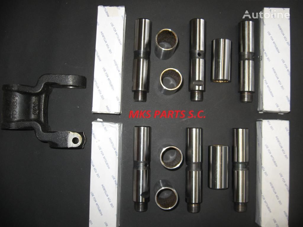 SUSPENSION KIT/BUSHING AND PINS  TULEJE I SWORZNIE RESORÓW  MITSUBISHI spare parts for MITSUBISHI CANTER FUSO  truck