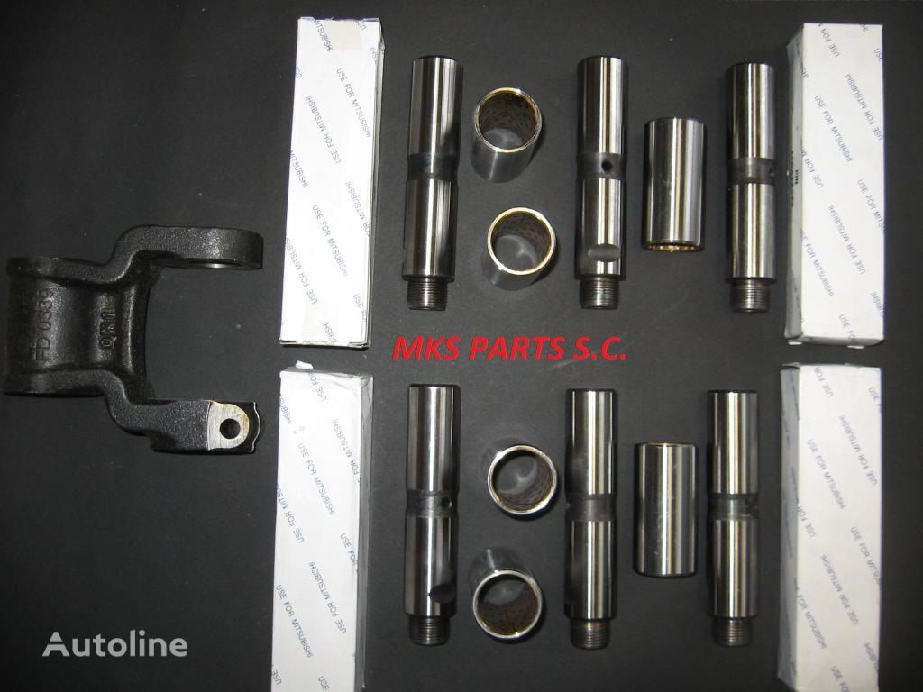 new - SPRING BUSHING & PINS - TULEJE I SWORZNIE RESORÓW TYŁ spare parts for MITSUBISHI CANTER truck