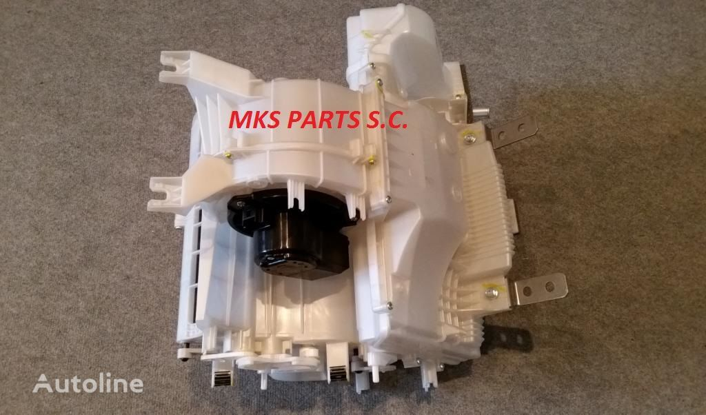 new - HEATER ASSY - ZESPÓŁ NAGRZEWNICY spare parts for MITSUBISHI CANTER FUSO 2012 truck