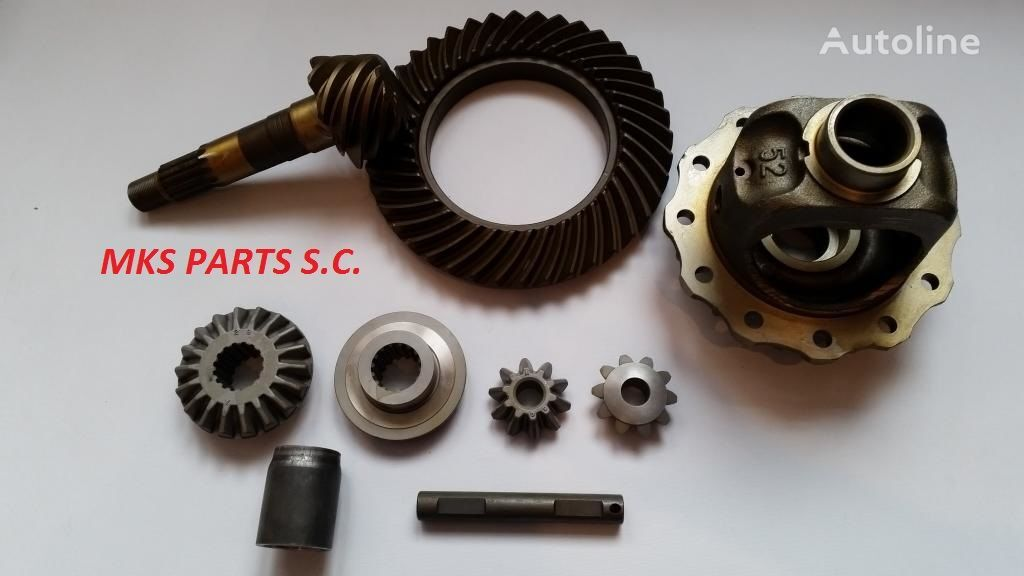 new - REAR DIFFERENTIAL REPAIR KIT - spare parts for MITSUBISHI CANTER FUSO 3.0 ZESTAW NAPRAWCZY MOSTU truck