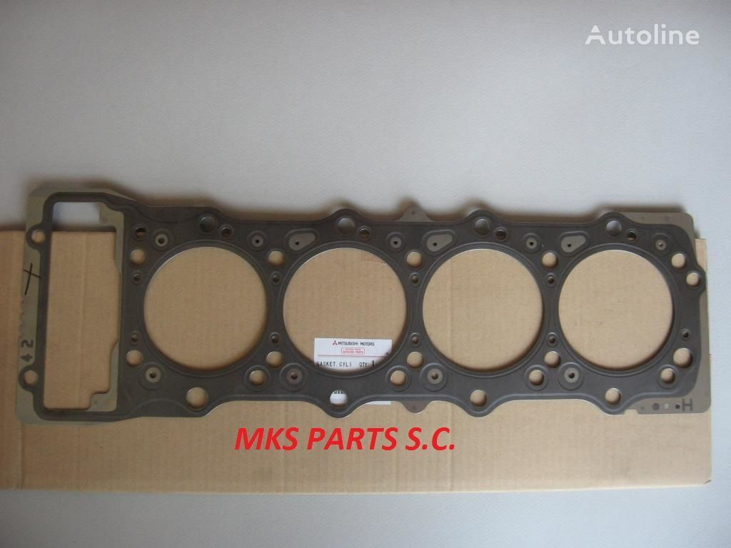 new HEAD CYLINDER GASKET - USZCZELKA GŁOWICY spare parts for MITSUBISHI FUSO CANTER 3.0 truck