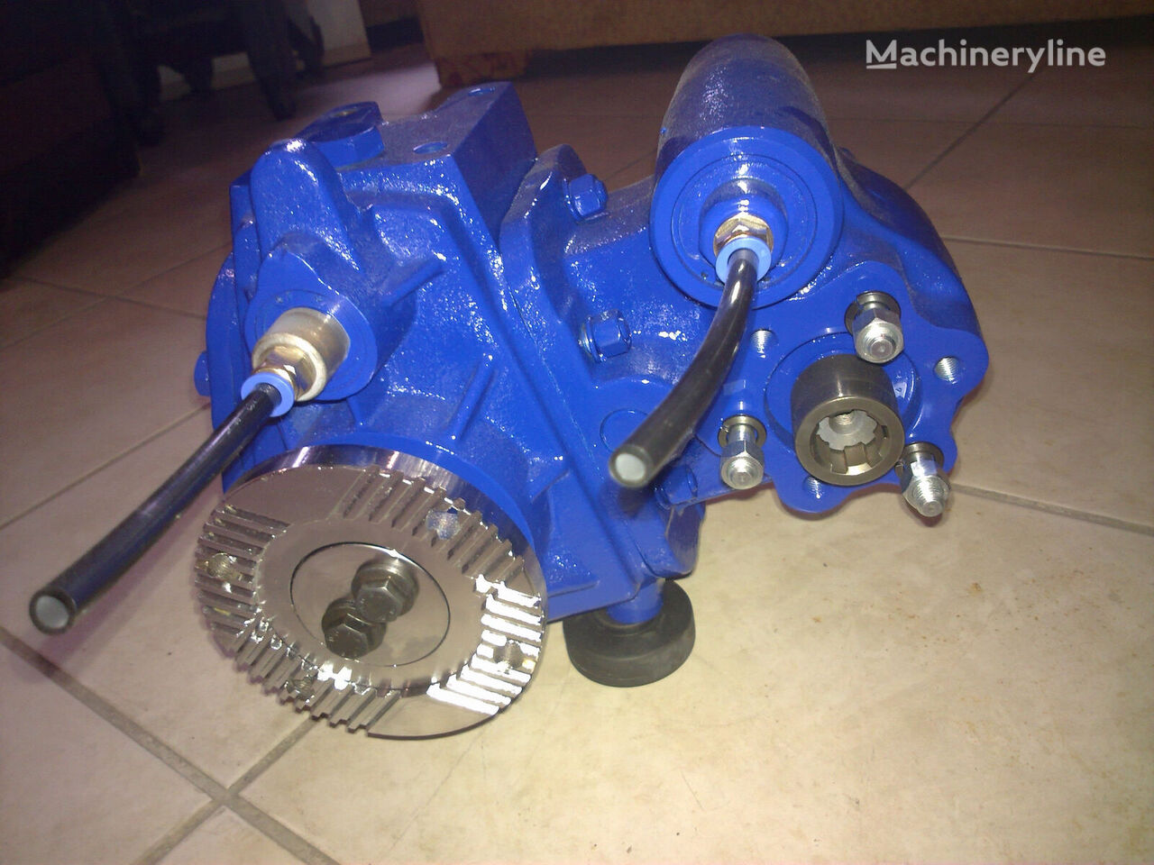 Split shaft PTO, Transfer Case OPTIMA spare parts for combination sewer cleaner