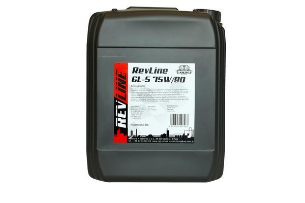 Ulei OIL Transmisie OIL 75W-90 REVLINE spare parts for truck