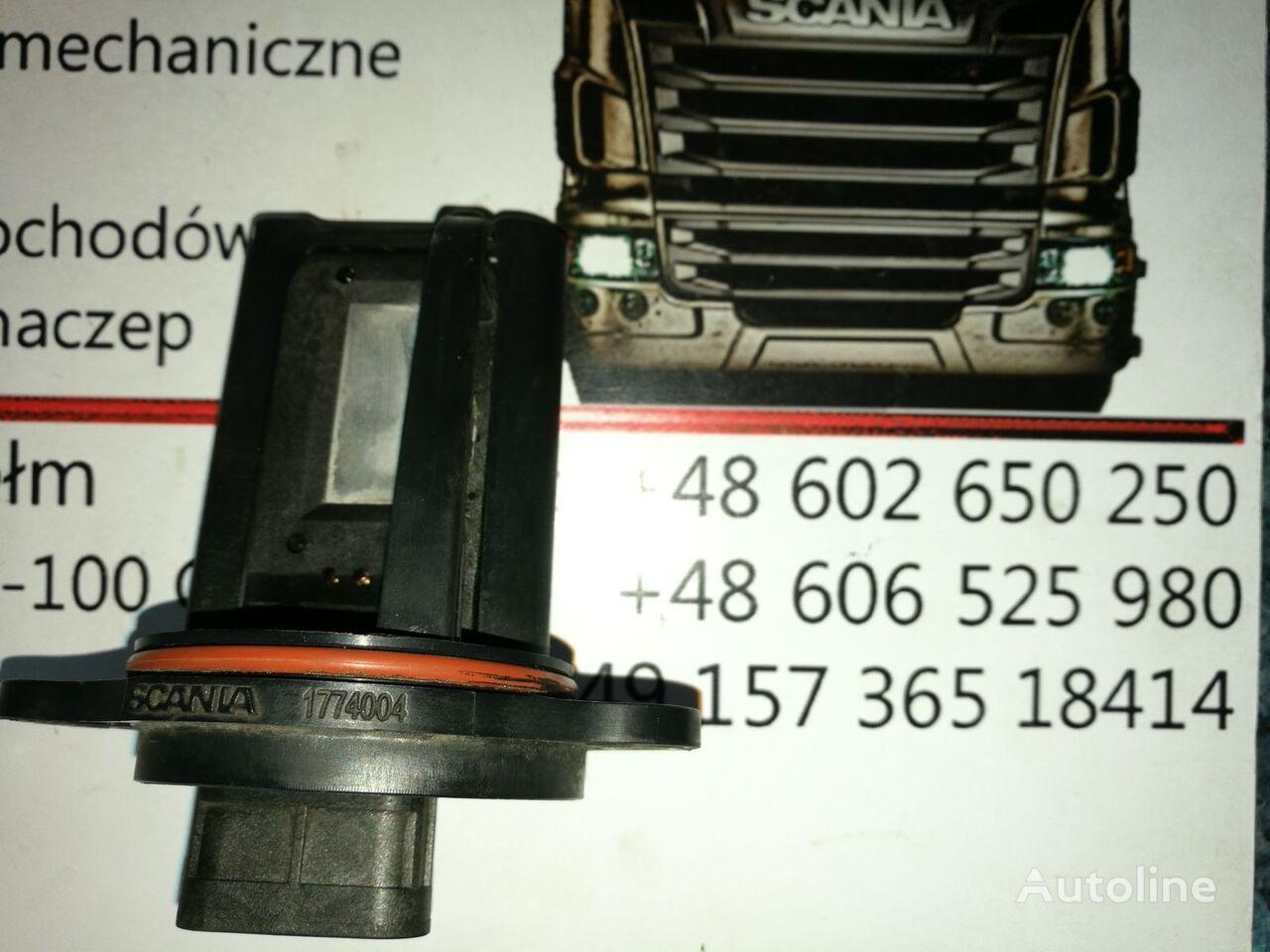 Przepływomierz  SCANIA spare parts for SCANIA PRG tractor unit
