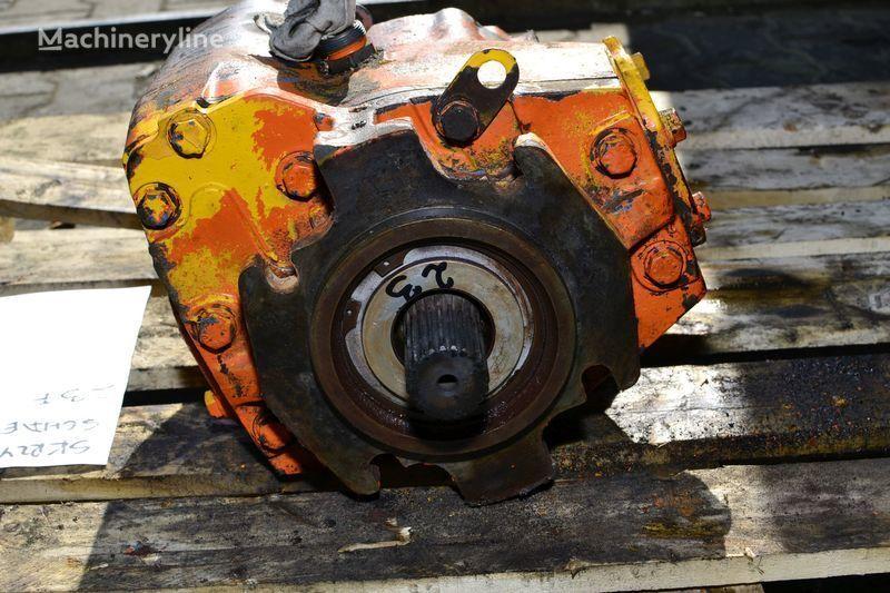 Pompa, Silnik Hydrauliczny, Orbitrol, Rozdzielacz spare parts for SCHAEFF SKL 501 material handling equipment