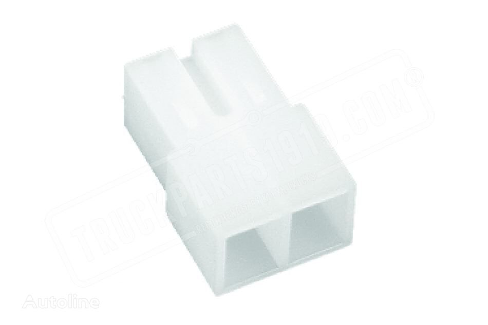 Multiconnector female white 2p TRUCKPARTS1919 spare parts for truck