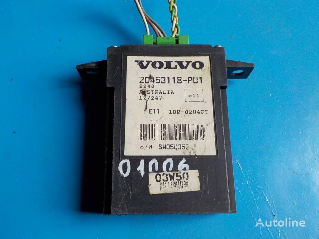 Rele povorotov spare parts for VOLVO truck