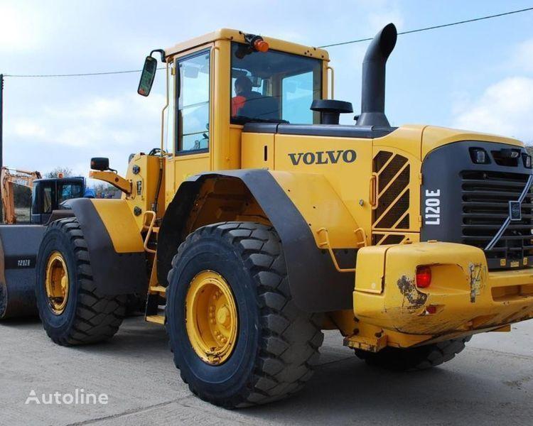 Katushka VOE 11705493  VOLVO spare parts for VOLVO L120 wheel loader