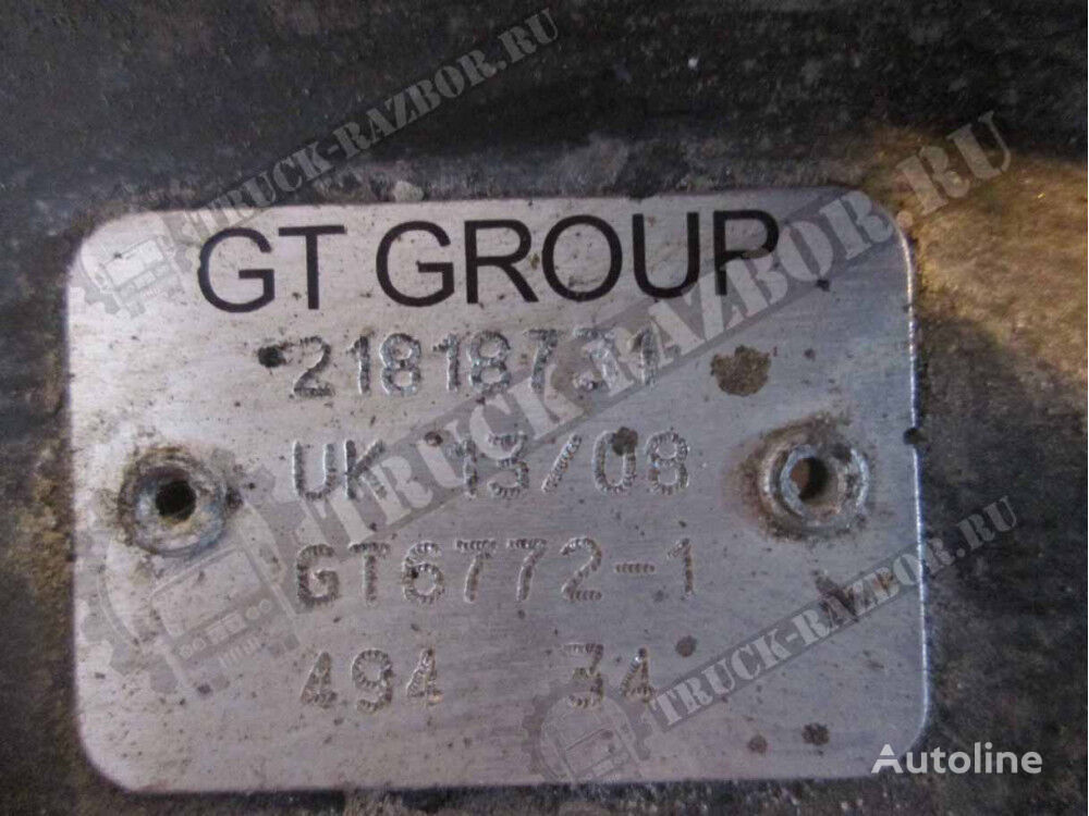 gornyy tormoz VOLVO (21818731) spare parts for VOLVO tractor unit