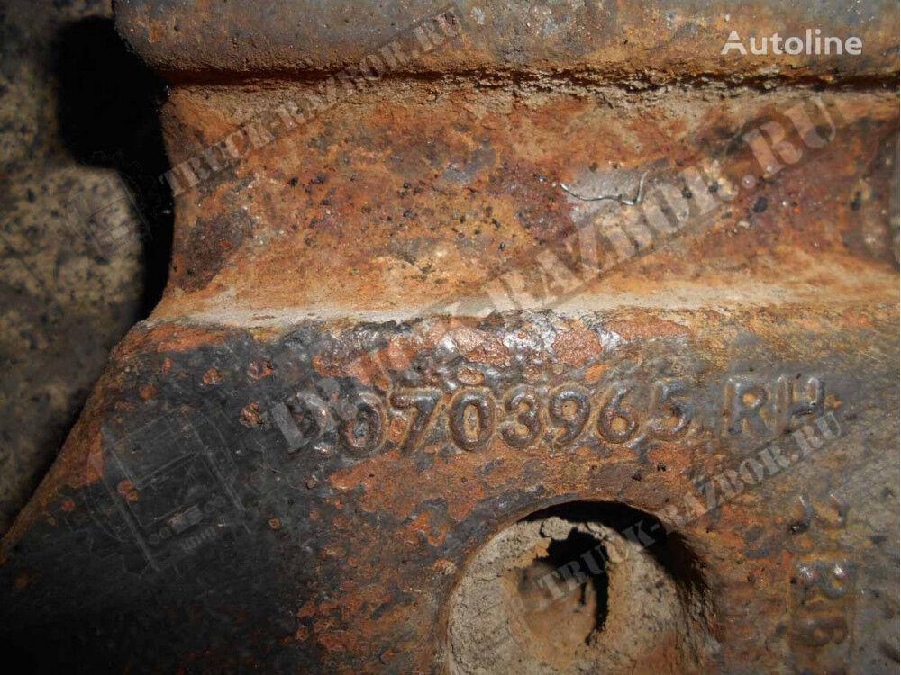 opora perednego amortizatora NIZ VOLVO (20703965) spare parts for VOLVO R tractor unit