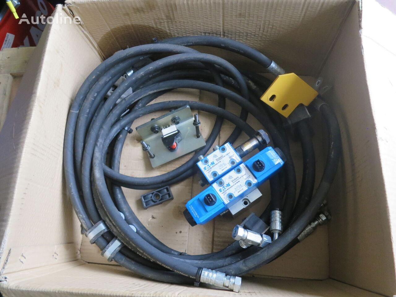 quick coupler hydraulic installation VOLVO spare parts for VOLVO L150H wheel loader