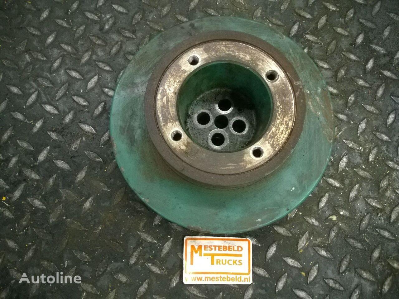 Trillingsdemper/poelie D7E EAE3 VOLVO spare parts for VOLVO truck