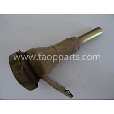 Pipe VOLVO spare parts for VOLVO A40D construction equipment