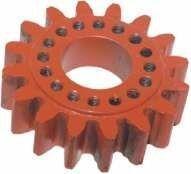 new :shesternya privoda vyazalnogo apparata pryamaya malaya (11630512 ) spare parts for WELGER AP 61 baler