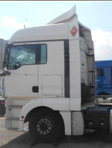 spoiler for MAN TGA 18.480 FHLC truck