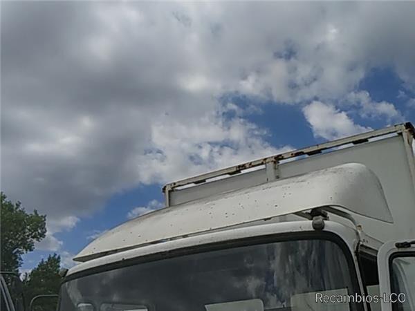 spoiler for MAN M 90 12.232 169/170 KW FG Bad. 4250 PMA11.8 E1 [6,9 Ltr. - 169 kW Diesel] truck