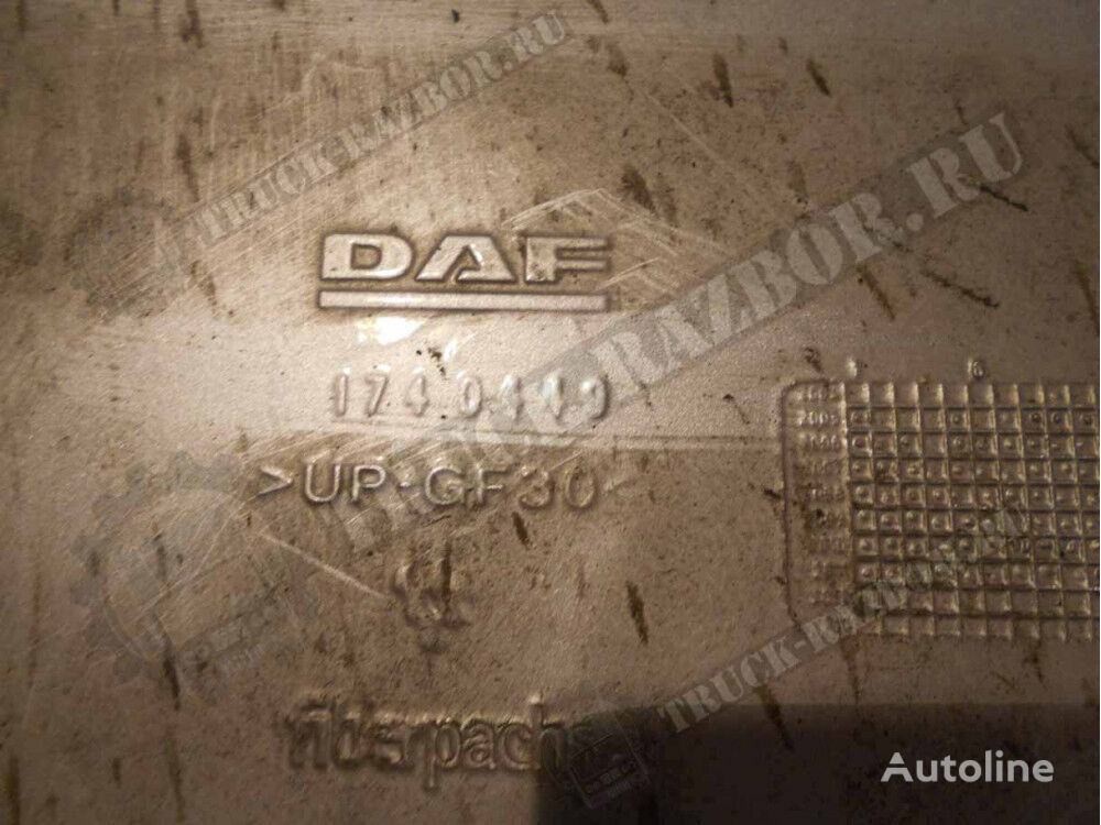 spoiler for DAF tractor unit