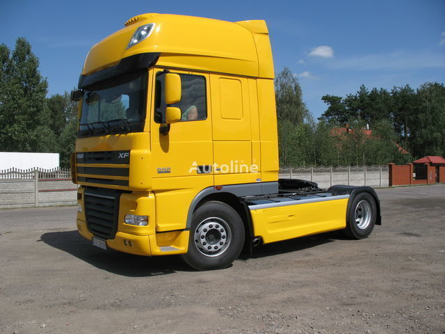 new DAF 105 XF Super Space Cab spoilery owiewki aeropakiet MULTI-PLAST spoiler for DAF 105 XF tractor unit