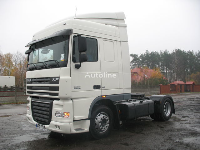new DAF 95 XF Space Cab MULTI-PLAST spoiler for DAF 95 XF tractor unit