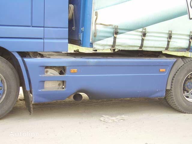 new spoiler for DAF XF95 truck