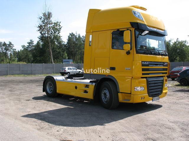 new DAF międzyosiowy 105 XF osłony spoilery y między osiowe MULTI spoiler for DAF XF 105 tractor unit