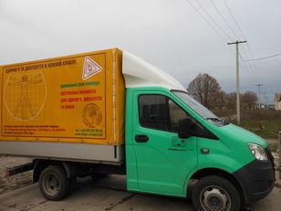 new spoiler for GAZ NEXT truck