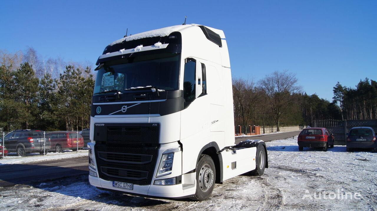 new spoiler for VOLVO FH4 euro 6 tractor unit