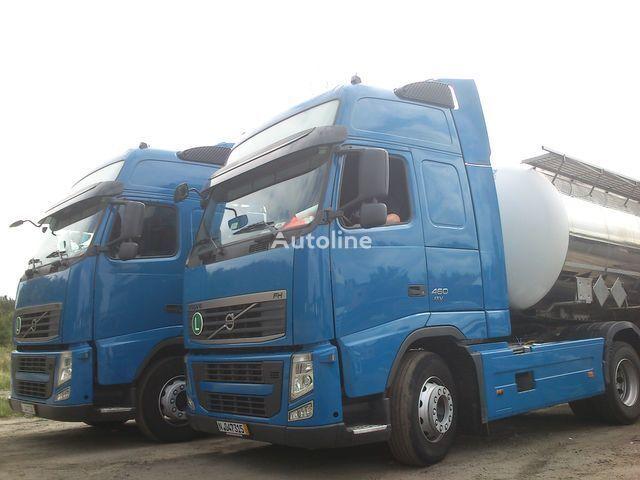 new VOLVO FH XL spoilery zabudowy owiewki między osiowe międzyosiowe osłon spoiler for VOLVO FH XL tractor unit
