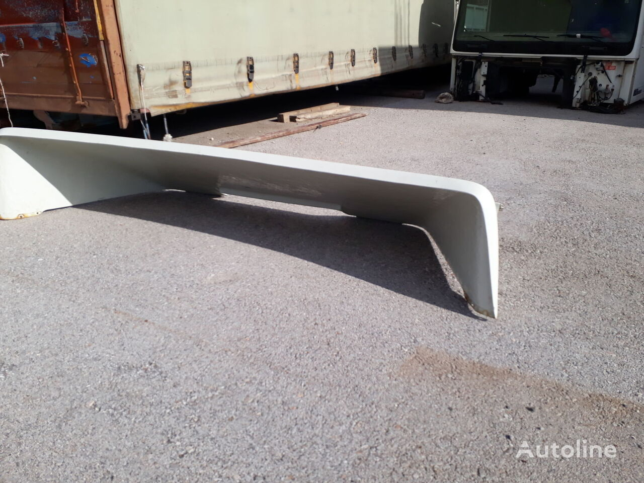 VOLVO clobetroter spoiler for VOLVO F 12  tractor unit