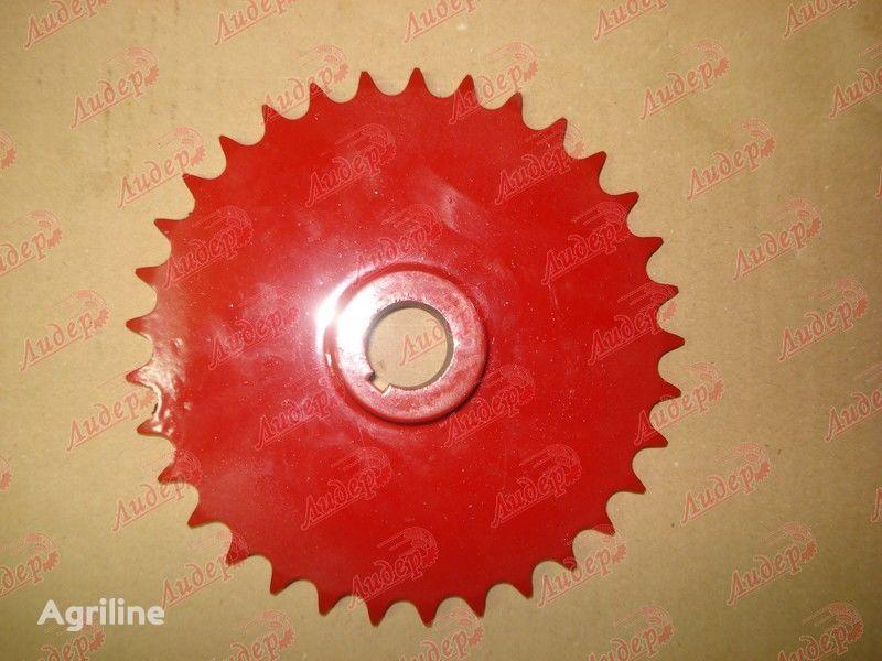 new (87525831) sprocket for CASE IH 2388 grain harvester