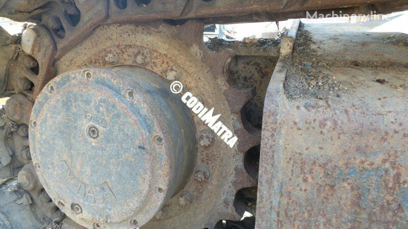 CASE Barbotin sprocket for CASE CX135 excavator