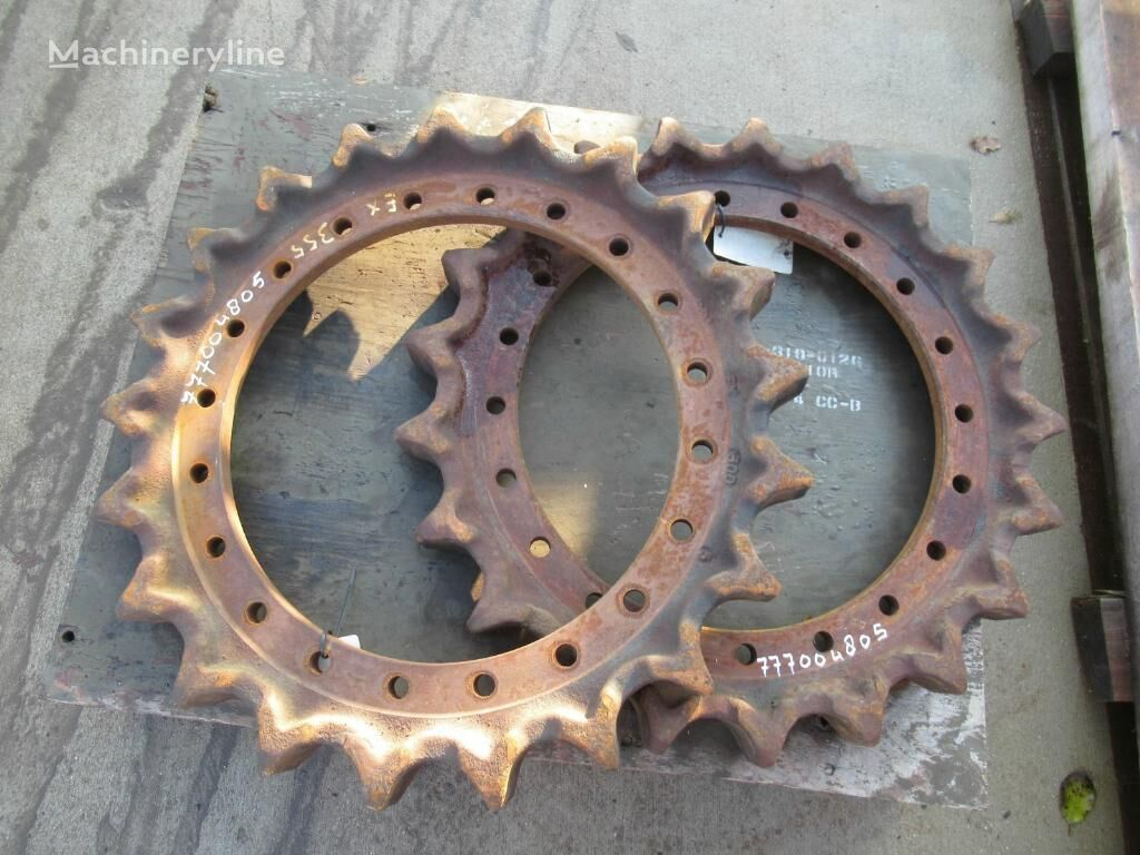 HITACHI sprocket for HITACHI EX355 excavator