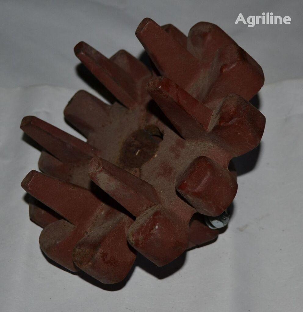 SAMON sprocket for combine-harvester