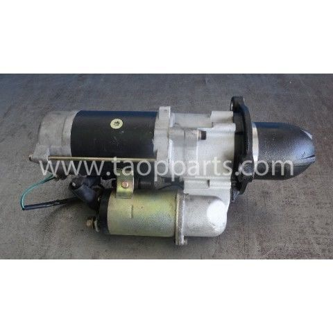 starter for KOMATSU WA480-6 construction equipment