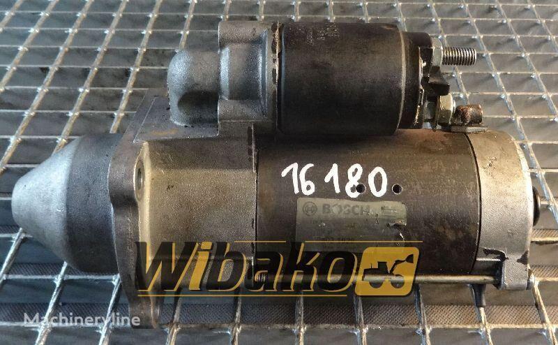 Starter Bosch 0001230020 starter for 0001230020 other construction equipment