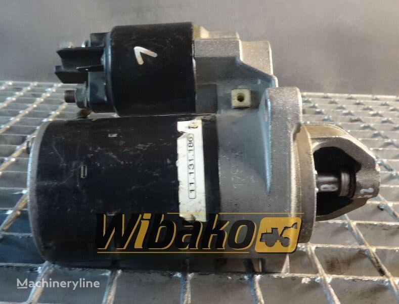 Starter Iskra 11131186 starter for 11131186 excavator