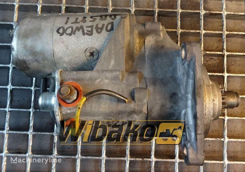 Starter Daewoo 112502 starter for 112502 other construction equipment