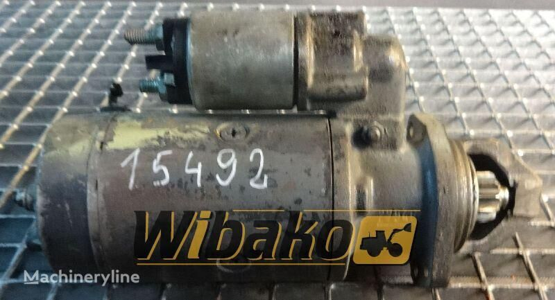 BOSCH (0001368077) starter for other construction machinery