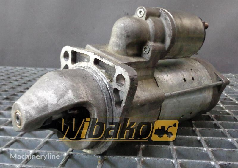 BOSCH 0001231038 starter for excavator