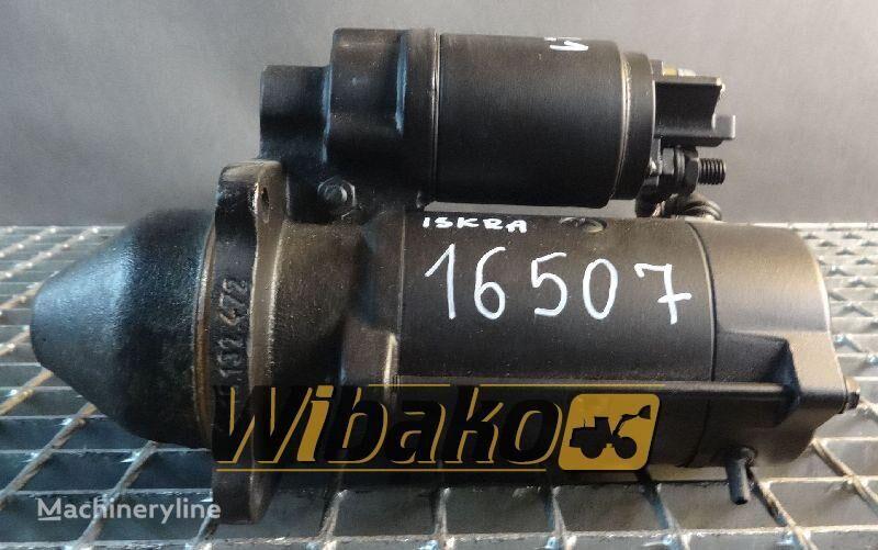 Iskra starter for 11131780 other construction equipment