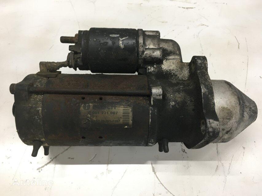 MAN STARTMOTOR v DO826 LFL10 starter for MAN truck