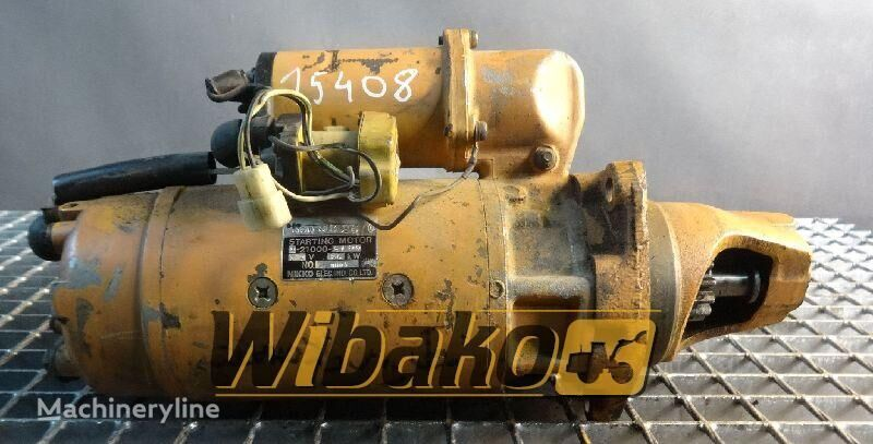 Nikko starter for 600-813-2610 other construction equipment