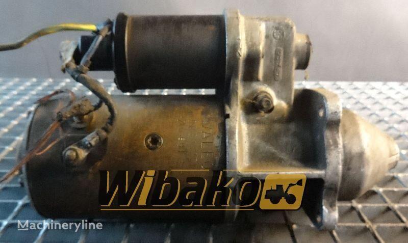 VALEO D11E122TE starter for FUCHS 712 excavator