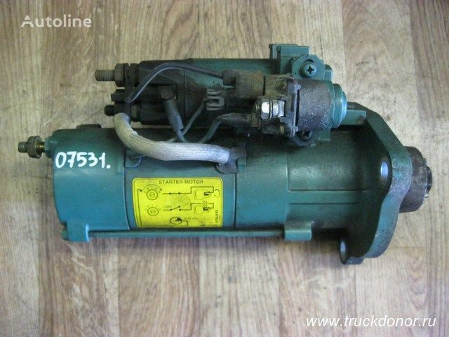 VOLVO starter for VOLVO D12D tractor unit