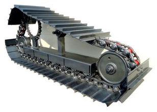 new steel track for MASSEY FERGUSON MF350 (43L) mini tractor