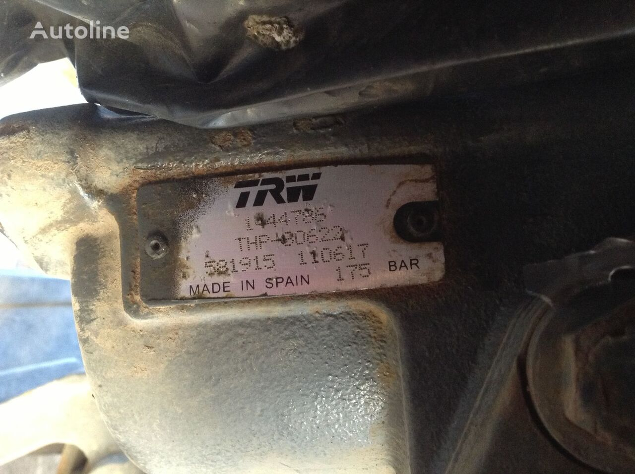DAF steering gear for DAF XF 105 460 tractor unit