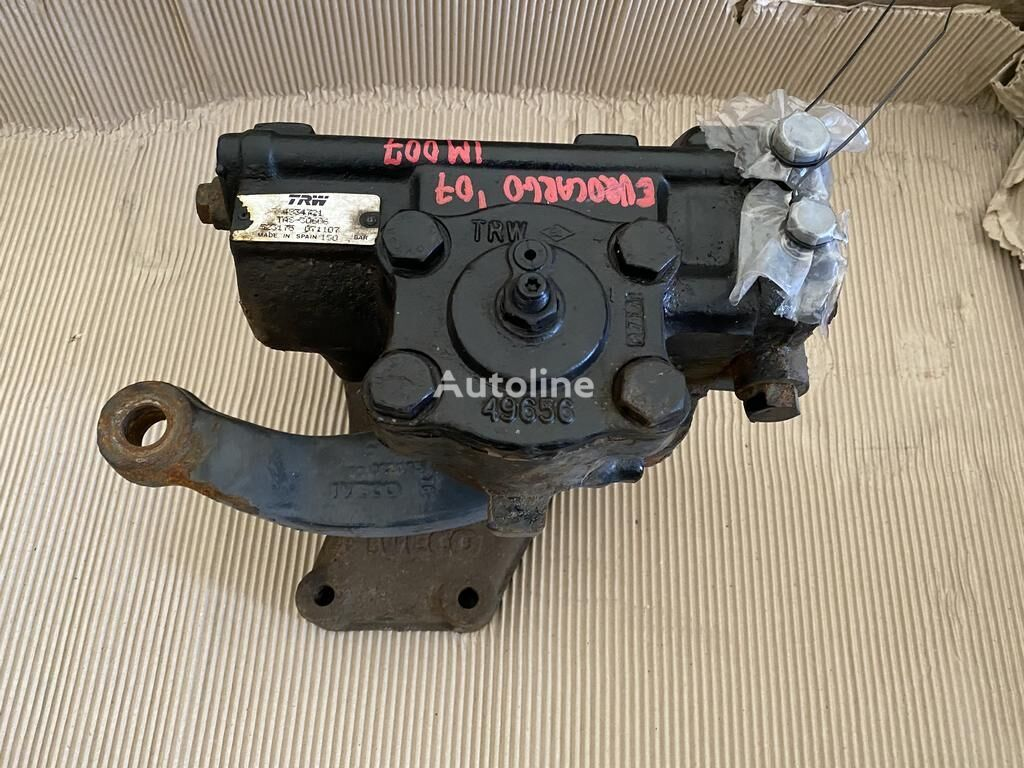 IVECO STEERING BOX / steering gear for IVECO EUROCARGO truck